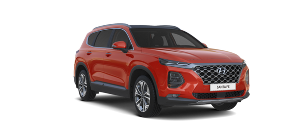 Hyundai TM Santa Fe 2018 on Tailgate Kit