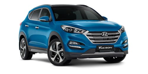 Hyundai Tucson 2016-on Tailgate Kit