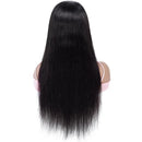 FULL LACE HD LACE SWISS LACELONG STRAIGHT GLUELESS FULL LACE WIG