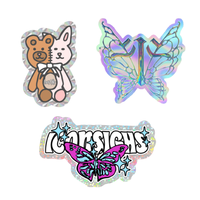 iconsighs sticker pack