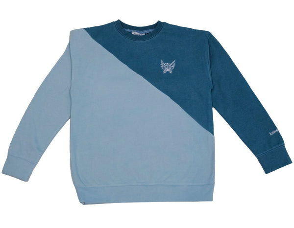 iconsighs butterfly crew neck
