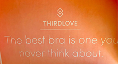 Review of ThirdLove Lingerie by Cozure