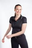 Load image into Gallery viewer, Hannah Childs Kayley Short Sleeve Polo
