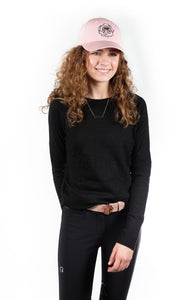 Hannah Childs Sierra Crew Neck Sweater