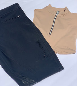 Tailored Sportsman Ice Fil Short Sleeve