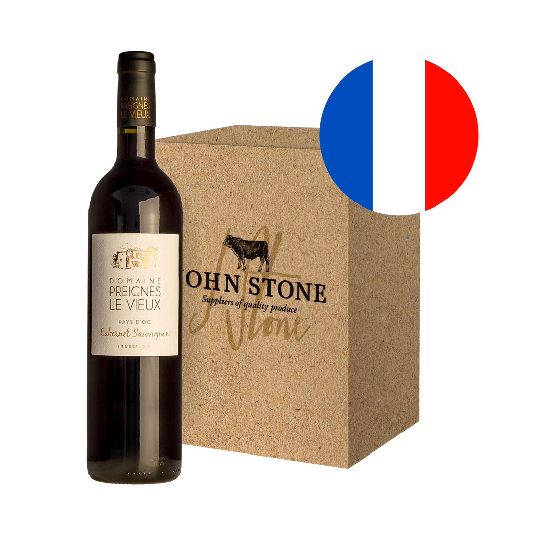 *France Wine & Steak Box