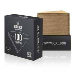 100 PAPER FILTERS for Wacaco CUPPAMOKA COFFEE Make P!