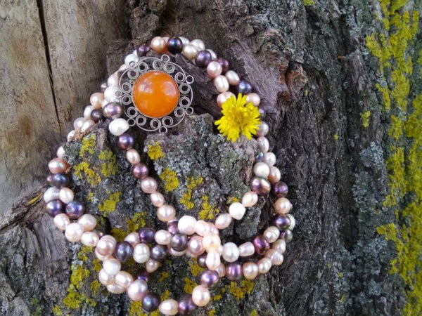 How To Care For Pearl And Amber Jewelry