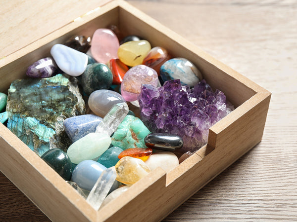 The Difference Between Crystals and Gemstones