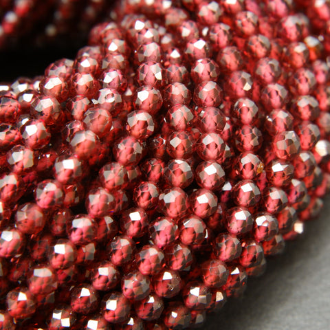 3mm Gemstone Beads