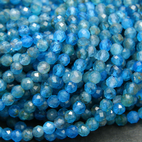 2mm Gemstone Beads