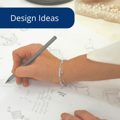 Inspiration for jewelry designers. Design ideas for handmade jewelry.