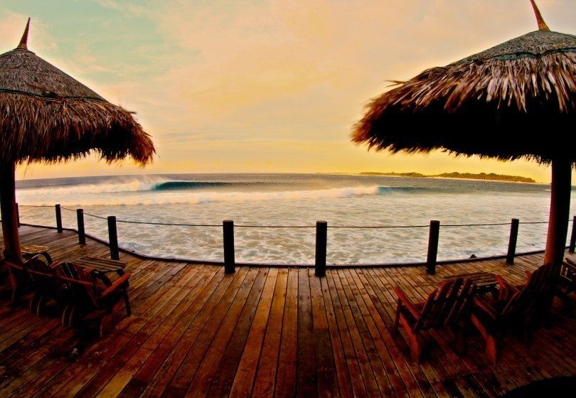 Remote Surf Resorts - The ultimate stoke