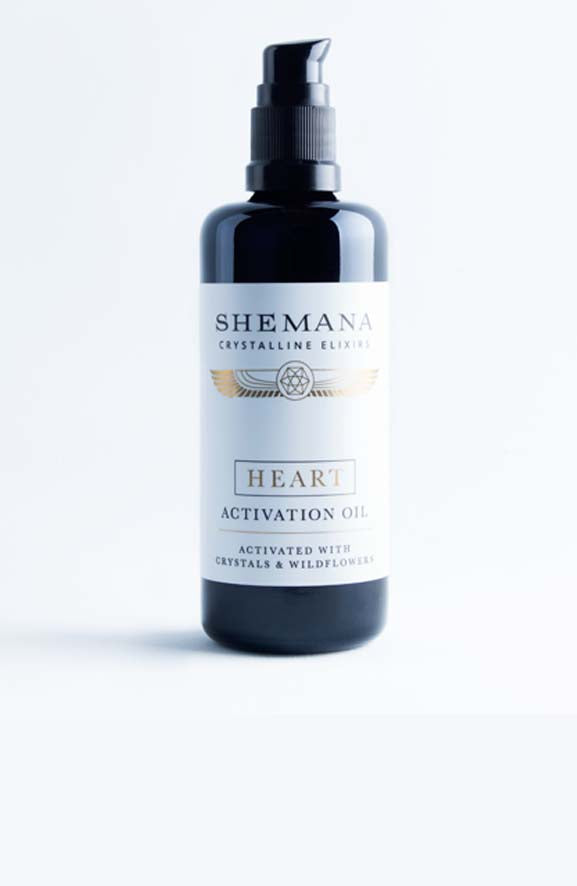 HEART - Activation Oil by Shemana