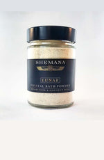 LUNAR - Crystal Bath Powder by Shemana