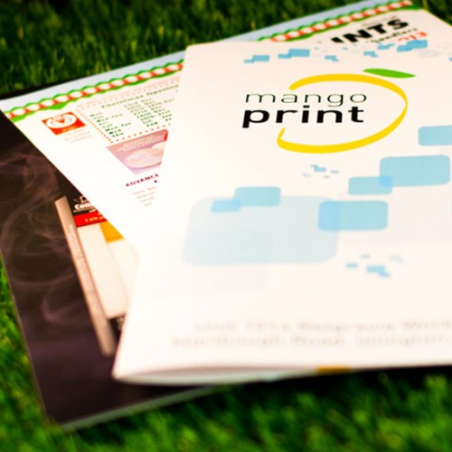 A3 Leaflet Folded A4 or DL 170gsm