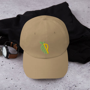 Printed Baseball Cap (Embroidery)