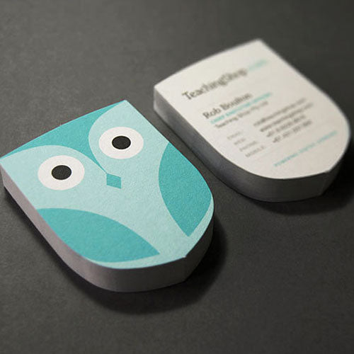 Shaped Business Cards | Die Cut Business Cards