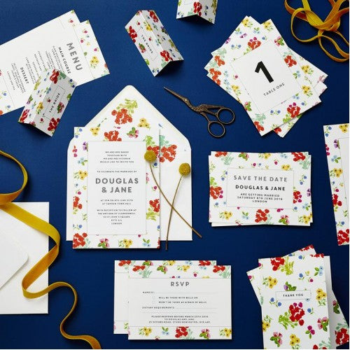 Wedding Stationery Combo Pack