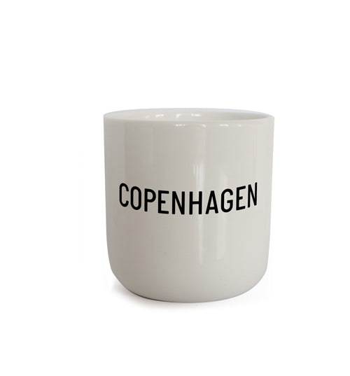 Cities - COPENHAGEN (Mug)