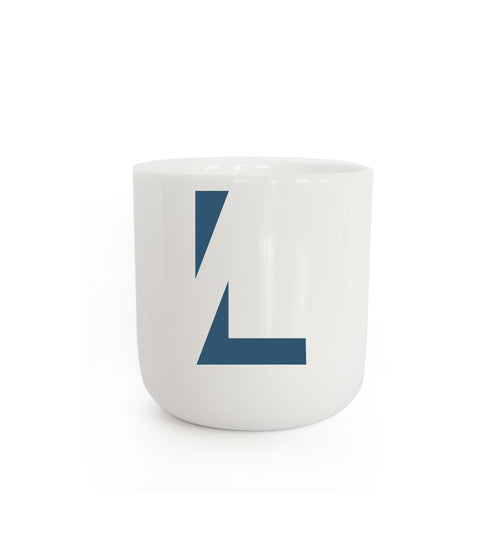 PLTY Cut - L (Denim Blue) (Mug)