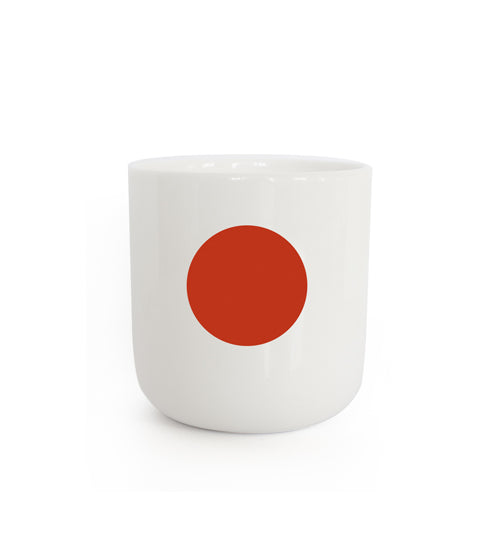 Glyphs - Red Dot (Mug)