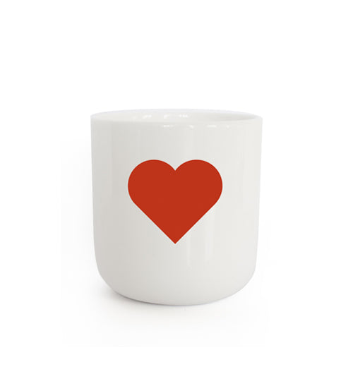 Glyphs - Red Heart (Mug)