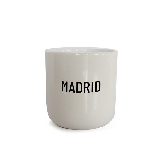 Cities - MADRID (Mug)
