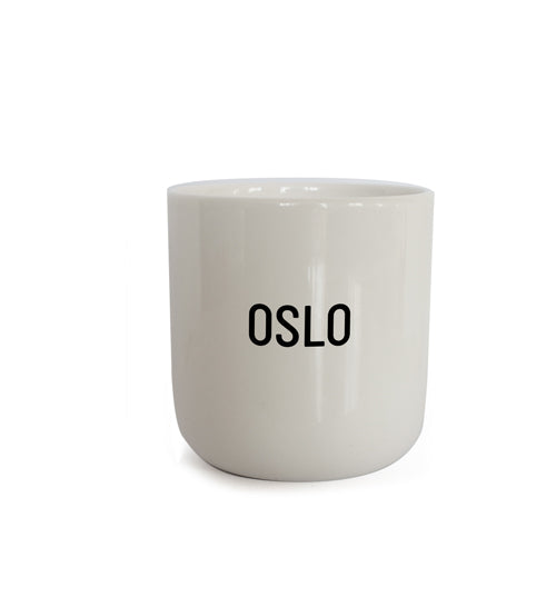 Cities - OSLO (Mug)