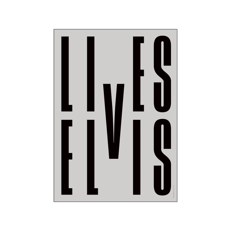 ST - ELVIS LIVES