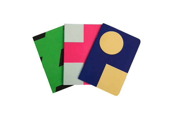 PLTY Pocket Notebook - Half and Half