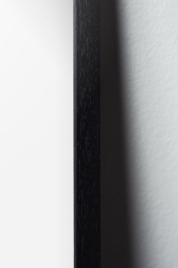 Frame - Black Wood
