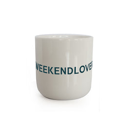 Lyrics - Weekend lover (Mug)