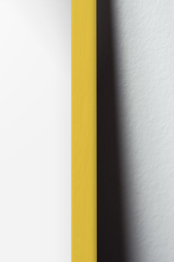 Frame - Yellow Wood