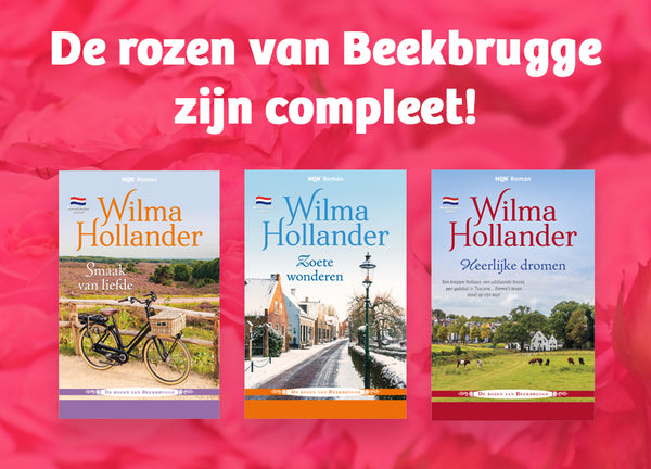 Wilma Hollander over De rozen van Beekbrugge