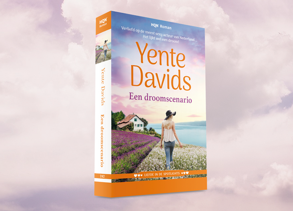 Yente Davids over de Liefde in de spotlights-serie!