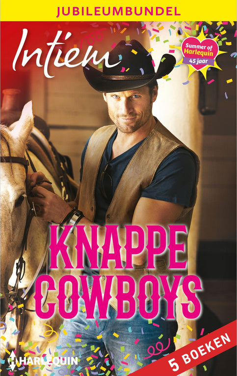 Knappe cowboys (5-in-1) (e-book)