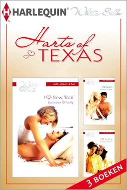 Harts of Texas, 3-in-1