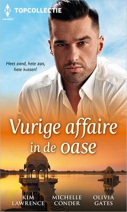 Vurige affaire in de oase