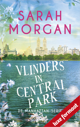 Vlinders in Central Park (luxe formaat)
