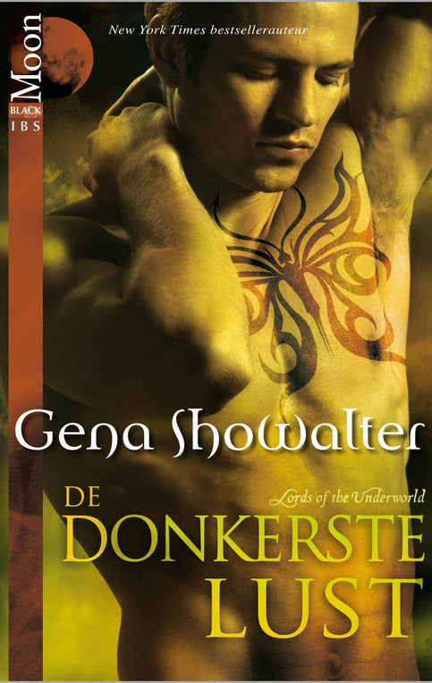 Black Moon 7 – Gena Showalter – De donkerste lust