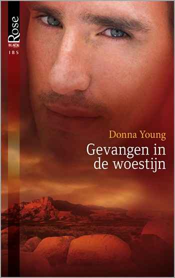 Black Rose 27A – Donna Young – Gevangen in de woestijn