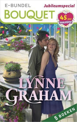 Lynne Graham Jubileumspecial, 5-in-1