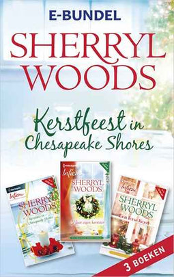Kerstfeest in Chesapeake Shores, 3-in-1 (e-book)