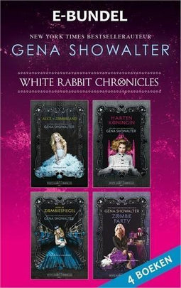 White Rabbit Chronicles, 4-in-1