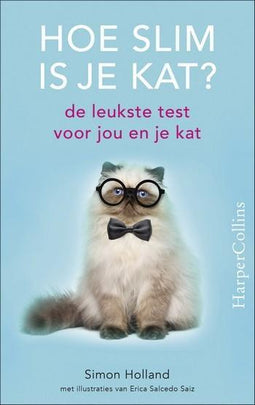 Hoe slim is je kat?