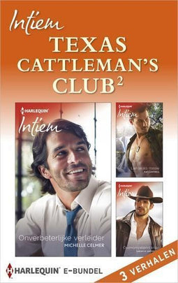 Texas Cattleman's Club 2, 3-in-1