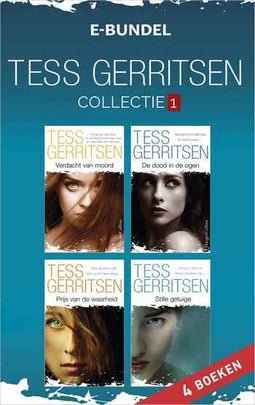 Tess Gerritsencollectie 1, 4-in-1