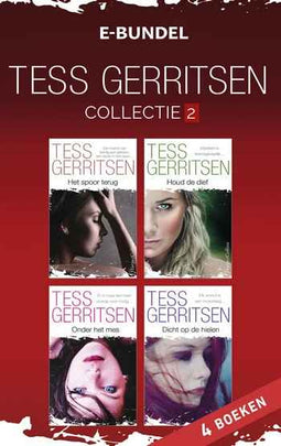 Tess Gerritsencollectie 2, 4-in-1