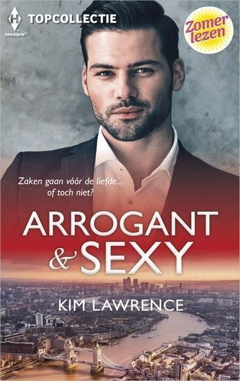 Topcollectie 117 – Kim Lawrence – Arrogant & sexy